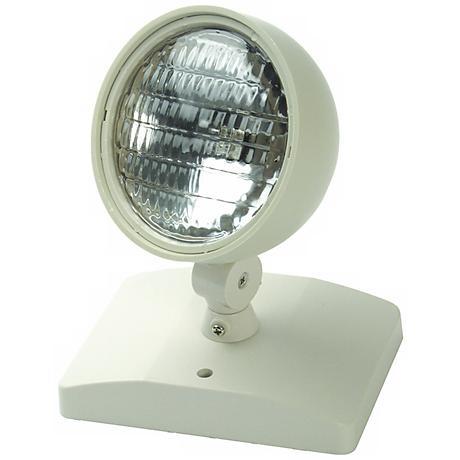 Single Head Indoor 5.4 Watt Remote Emergency Light