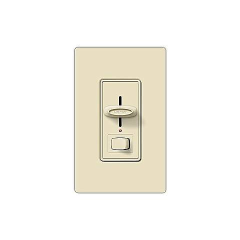 Skylark Light Almond 1000 Watt Slide 3-Way Dimmer