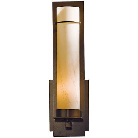 "Hubbardton Forge New Town 17 3/4"" High Wall Sconce"