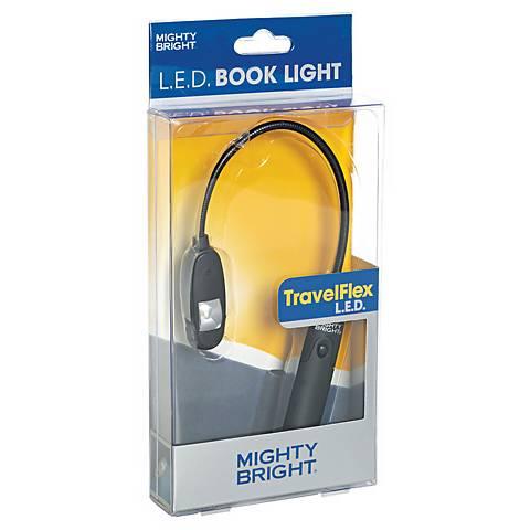 Mighty Bright Black TravelFlex LED Book Light