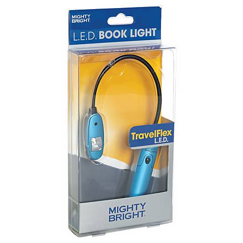 Mighty Bright Blue TravelFlex LED Book Light