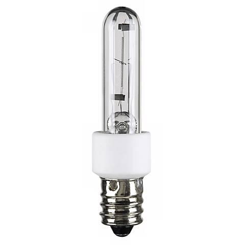 60 Watt Krypton/Xenon Clear Candelabra Light Bulb
