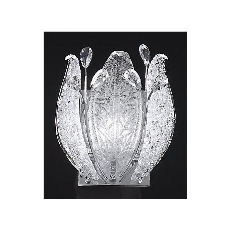 James R. Moder Murano Collection Wall Sconce