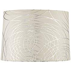Spider Lamp Shades with Harp - Standard Shade Styles   Lamps Plus