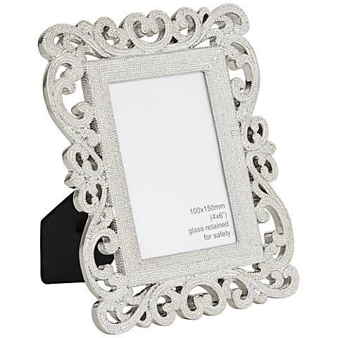 Gentilly Jeweled 4x6 Photo Frame