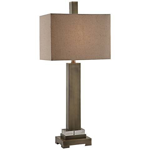 Crestview Collection Academy Table Lamp