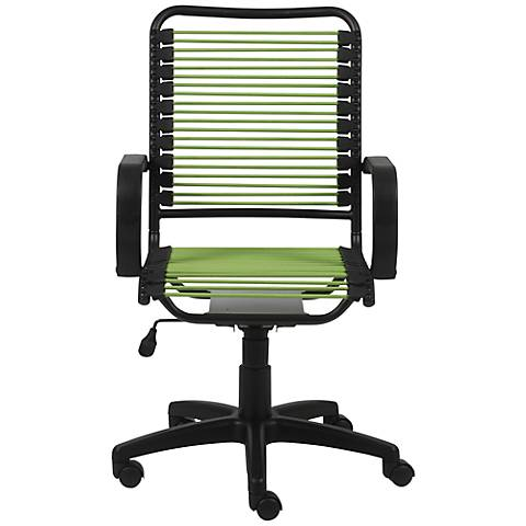 Bradley Green Bungie Black Graphite Office Chair