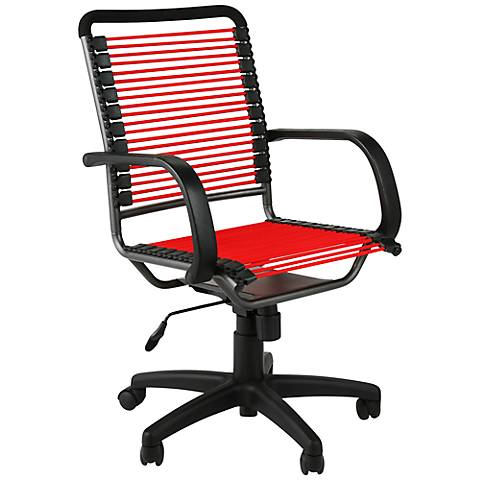 Bungie Red High Back Graphite Black Office Chair