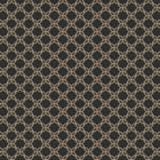 York Sure Strip Dark Gray Geometric Trellis Wallpaper