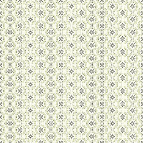 York Sure Strip Green Waverly Chantal Removable Wallpaper