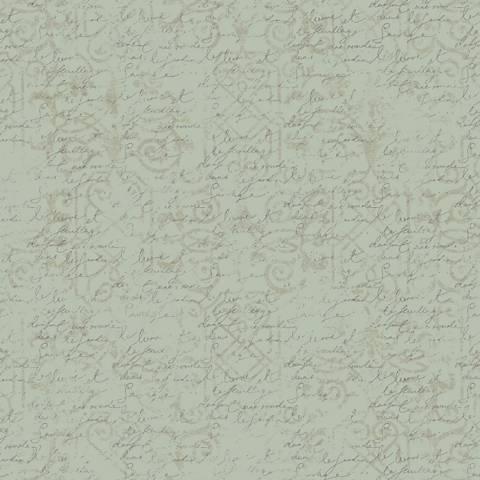 York Sure Strip Silver Waverly Pen Pal Removable Wallpaper