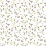 York Sure Strip Purple Waverly Bellisima Vine Wallpaper