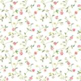 York Sure Strip Light Pink Waverly Bellisima Vine Wallpaper