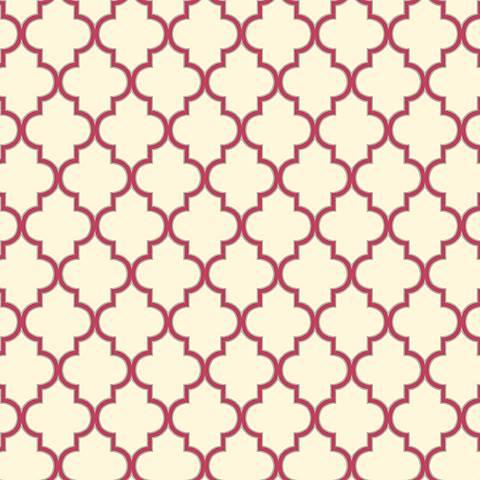 York Sure Strip Pink Waverly Buzzing Around Wallpaper