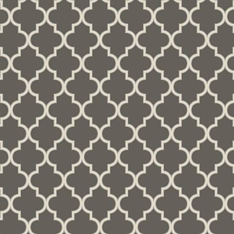 York Sure Strip Gray Waverly Buzzing Around Wallpaper