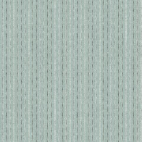 York Sure Strip Pale Aqua Waverly Highwire Stripe Wallpaper