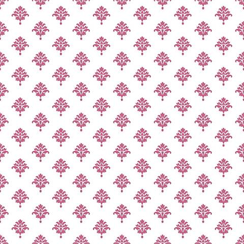 York Sure Strip Pink Waverly Bling It On Removable Wallpaper