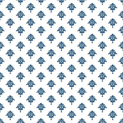 York Sure Strip Blue Waverly Bling It On Removable Wallpaper