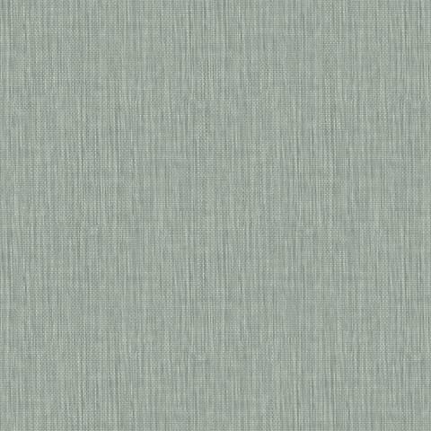 York Sure Strip Aqua Waverly Sweet Grass Wallpaper