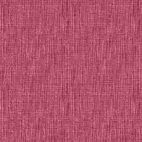 York Sure Strip Hot Pink Waverly Sweet Grass Wallpaper