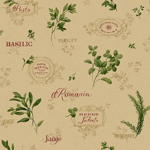 York Sure Strip Tan Aromatique Removable Wallpaper