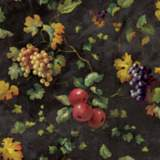 York Sure Strip Black Fruit and Ivy Removable Wallpaper