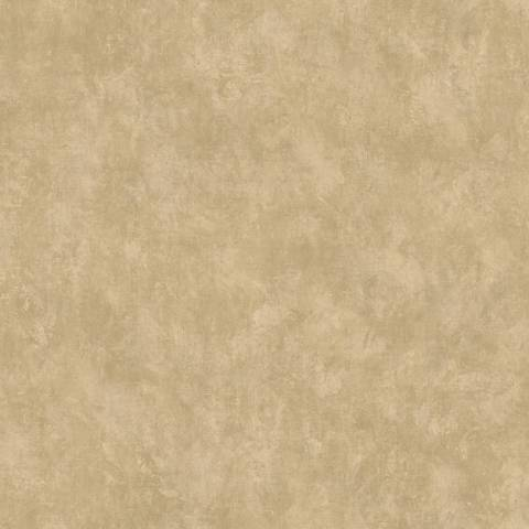 York Sure Strip Sand Vintage Scroll Texture Wallpaper