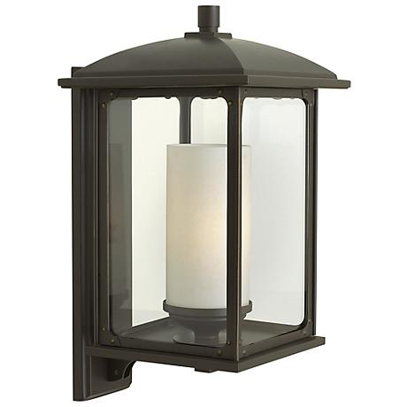 """Stanton 21 1/4"""" High Oil Rubbed Bronze Outdoor Wall Light"""