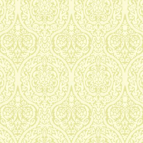 York Sure Strip Kiwi Waverly Bright Idea Wallpaper