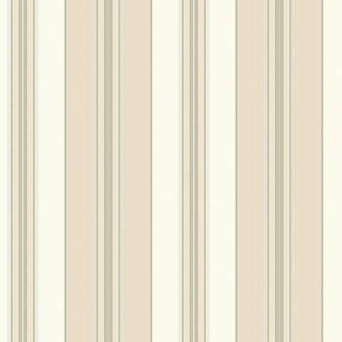 York Sure Strip Cream Waverly Lovers Lane Wallpaper