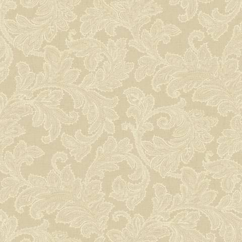 York Sure Strip Burlap Waverly Merletto Removable Wallpaper