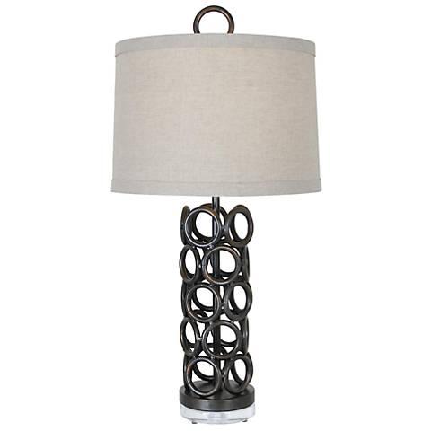 Van Teal Association Ink Well Modern Table Lamp