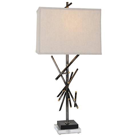 Van Teal Power Artisteel Modern Table Lamp