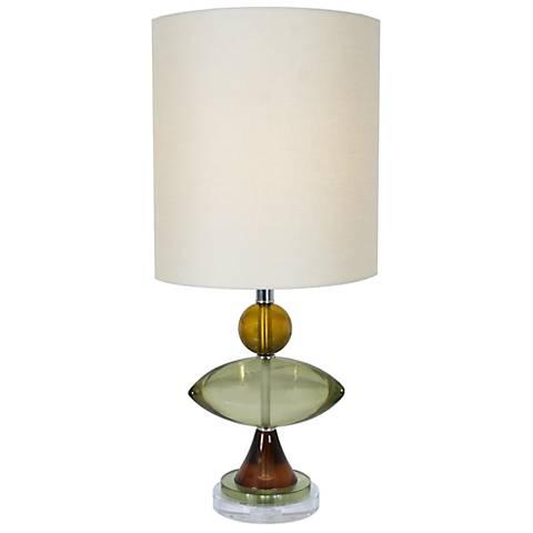 Van Teal Walk Along Warm Acrylic Table Lamp