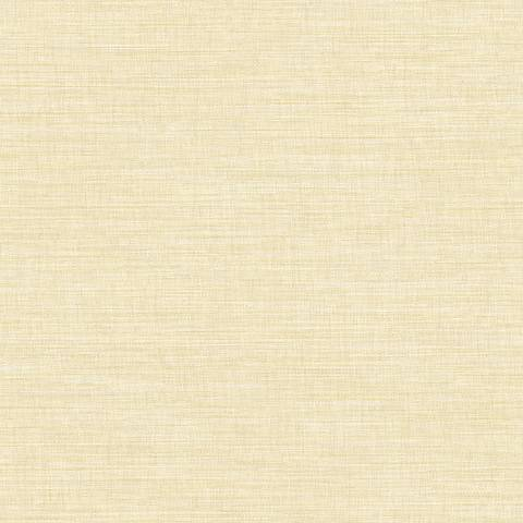 York Sure Strip Cream Waverly Glitz Removable Wallpaper