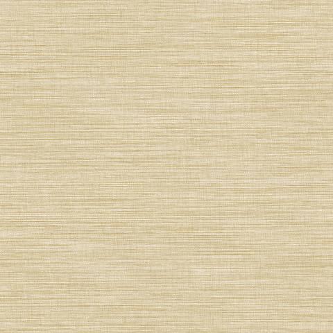 York Sure Strip Ecru Waverly Glitz Removable Wallpaper