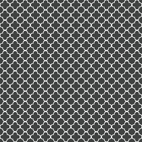 York Sure Strip Ebony Waverly Framework Wallpaper