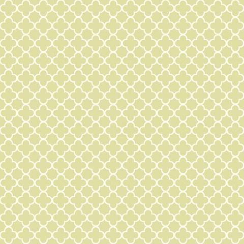 York Sure Strip Green Waverly Framework Wallpaper