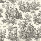 York Sure Strip Cream Waverly Country Life Wallpaper
