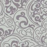 York Sure Strip Glitter Mauve Divine Removable Wallpaper