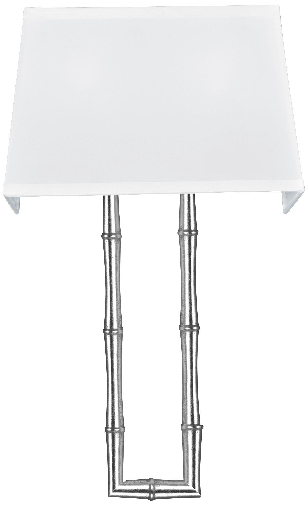 Crystorama Masefield 20  High Antique Silver 2-Light Sconce  sc 1 st  L&s Plus & Asian Sconces | Lamps Plus azcodes.com