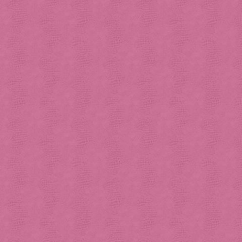 York Sure Strip Magenta Faux Leather Primal Wallpaper