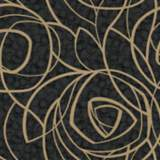 York Sure Strip Black Diamond Oasis Removable Wallpaper