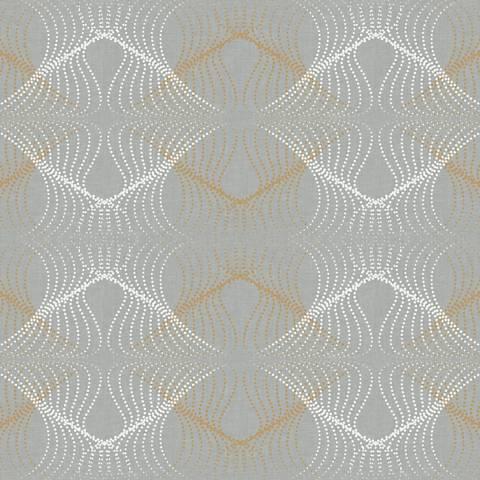 York Sure Strip Gray Optic Removable Wallpaper