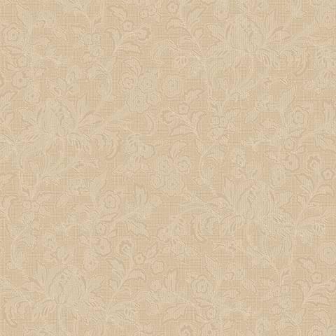 York Sure Strip Warm Brown Empire Removable Wallpaper