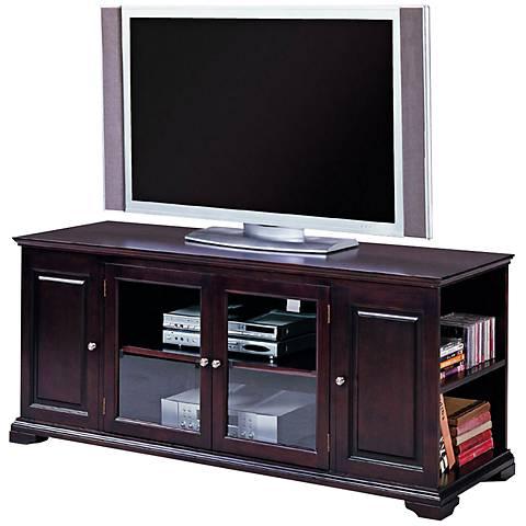 """Harris Espresso 62"""" Wide Media Entertainment Console"""