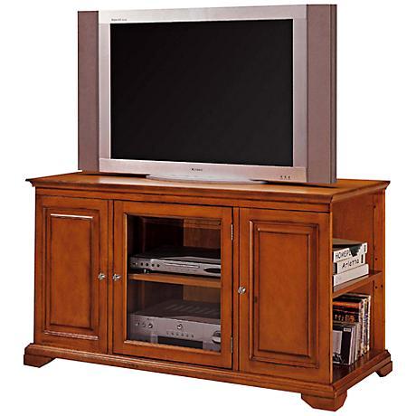 "Harris Oak 48"" Wide Media Entertainment Console"