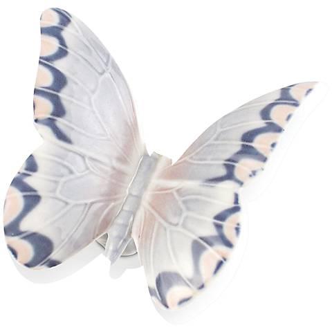 "Nao Gentle Lavender 3"" Wide Porcelain Sculpture"
