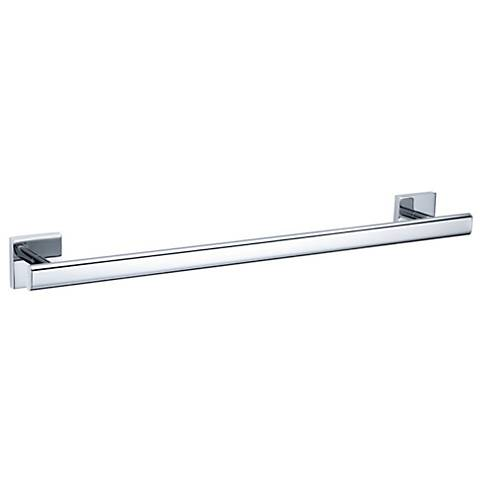 "Gatco Elevate 24"" Wide Chrome Towel Bar"