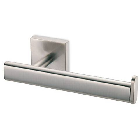 Gatco Elevate Satin Nickel Euro Tissue Holder